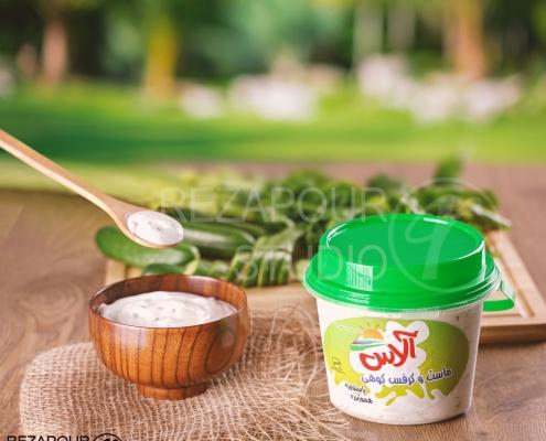 عکاسی از مواد غذایی در اصفهان