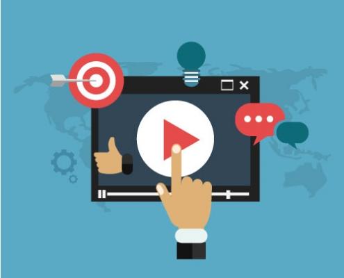 ساخت ویدیو شبکه های اجتماعی